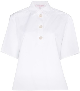 Carolina Herrera Short Sleeve Shirt