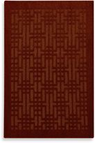 Bed Bath & Beyond Mohawk Home SmartStrand® 1-Foot 8-Inch x 2-Foot 8-Inch Rug in Cayenne