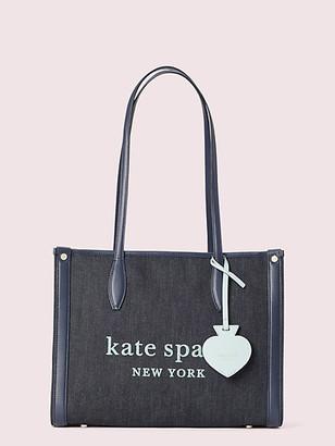 Kate Spade Market Denim Medium Tote