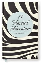 Kate Spade I Married Adventure Wedding Notebook