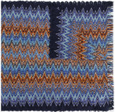 Missoni patterned knit scarf - women - Nylon/Rayon - One Size