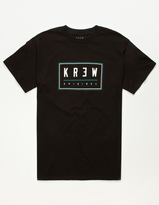 KR3W Locker Star 2 Mens T-Shirt