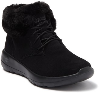 Skechers On The GO Joy Lush Faux Fur Lined Boot