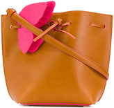 Sophia Webster butterfly bucket tote