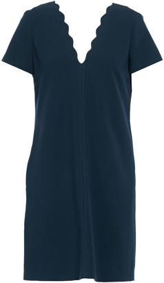 BA&SH Scalloped Stretch-jersey Mini Dress