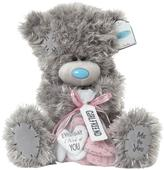 Me To You Tatty Teddy Girlfriend Bear 30cm