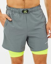Superdry Sport Athletic Double Layer Shorts