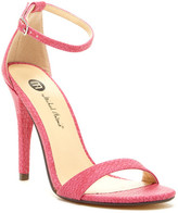Michael Antonio Jaxine Ankle Strap Stiletto