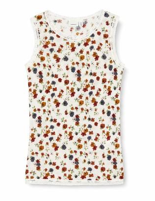 Name It Girls' NKFWANG Wool Needle Tank TOP XX T-Shirt