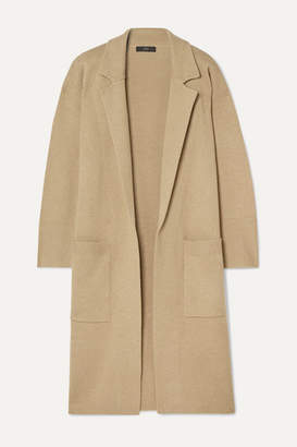 J.Crew Rory Knitted Cardigan - Camel