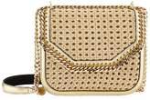Stella McCartney Falabella Box Wicker Shoulder Bag