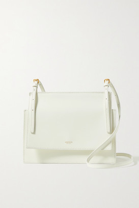 Oroton Alexis Leather Shoulder Bag