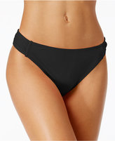 California Waves Side-Tab Cheeky Bikini Bottoms