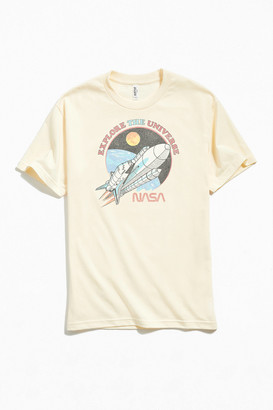 NASA Retro Explore The Universe Tee