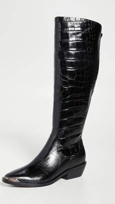 Sigerson Morrison Jaden Tall Western Boots
