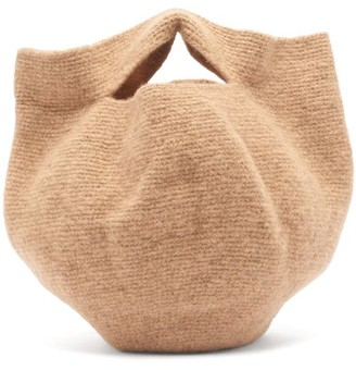 LAUREN MANOOGIAN Baby Bowl Wool Bag - Brown