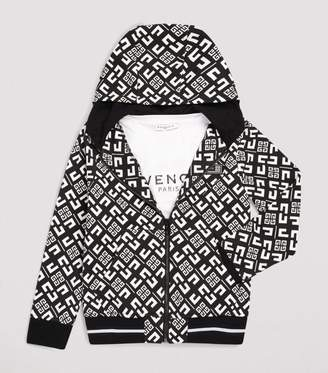 Givenchy Kids 4G Logo Hoodie