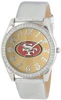 "Game Time Women's NFL-GLI-SF ""Glitz"" Watch - San Francisco 49ers"