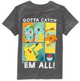 Crazy 8 Grid Pokemon Tee