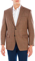 Lauren Ralph Lauren Brown Check Wool Sport Coat