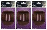 Goody Claw Hair Clip. Large, Colors May Vary, 1-count, Pack of 3 (1942381)