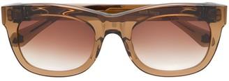 Matsuda M1020 square sunglasses