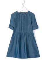 Burberry flared dress - kids - Cotton - 4 yrs