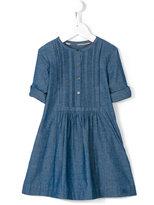 Burberry flared dress - kids - Cotton - 6 yrs