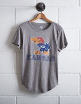 Tailgate Women's Kansas Jayhawks T-Shirt