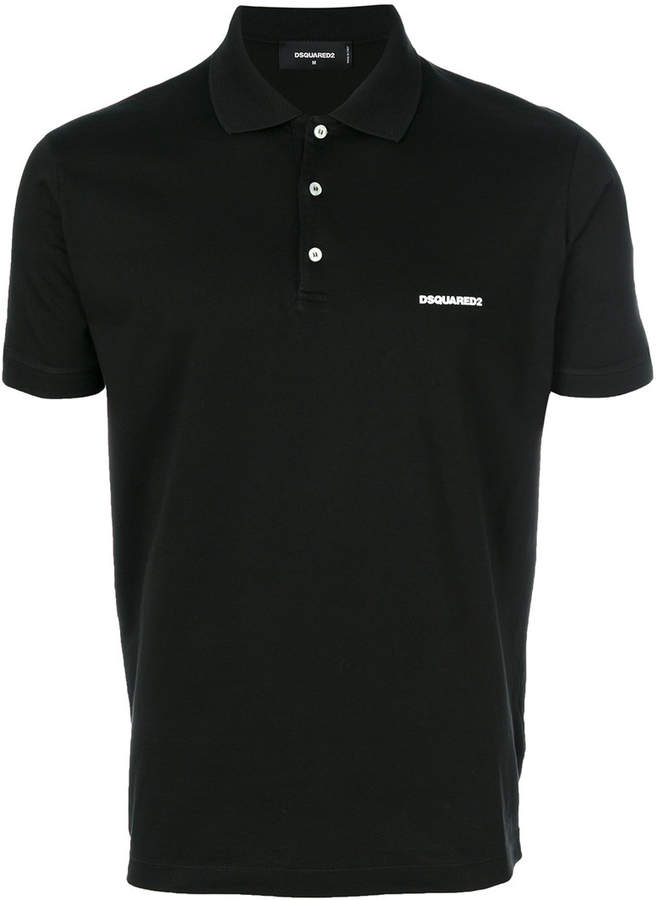 DSQUARED2 basic polo shirt