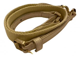 Mulberry Beige Leather Belts