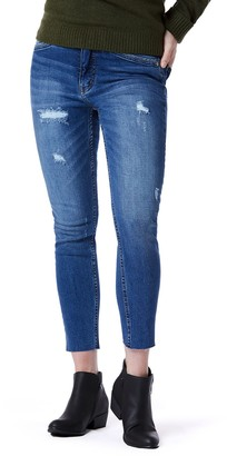 SUPPLIES BY UNION BAY Women's Supplies by Unionbay Skinny Ankle Jeans
