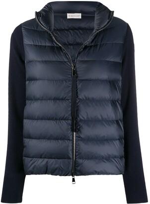 Moncler Padded Cardi-Jacket