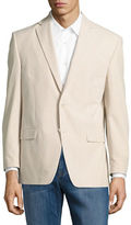 Lauren Ralph Lauren Striped Seersucker Jacket