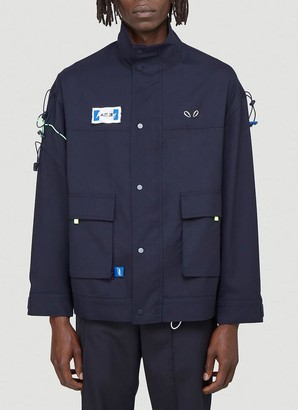 Ader Error Rivet Label Jacket