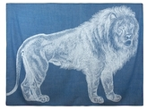 Thomas Paul Lion Throw