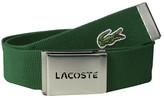 Lacoste SPW L.12.12 Textile Croc Belt