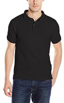 Izod Uniform Young Men's Short-Sleeve Pique Polo