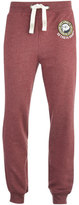 Tokyo Laundry Men's Sioux Cove Sweatpants - Oxblood Marl