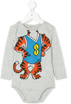 Stella McCartney tiger print body