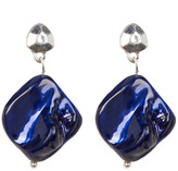 Kenneth Cole New York Free Form Drop Earrings