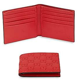 Gucci Men's GG Leather Wallet