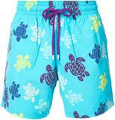 Vilebrequin Moorea Turtles swim shorts