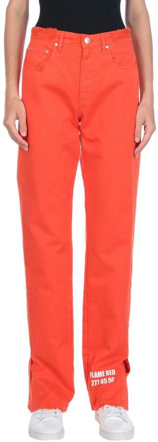 MSGM Denim pants - Item 42699409UP