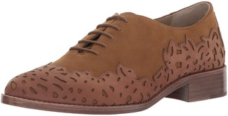 Pour La Victoire Women's Fedra Oxford Flat Jasmine 8 Medium US