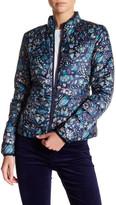 Joe Fresh Reversible Long Sleeve Puffer Coat