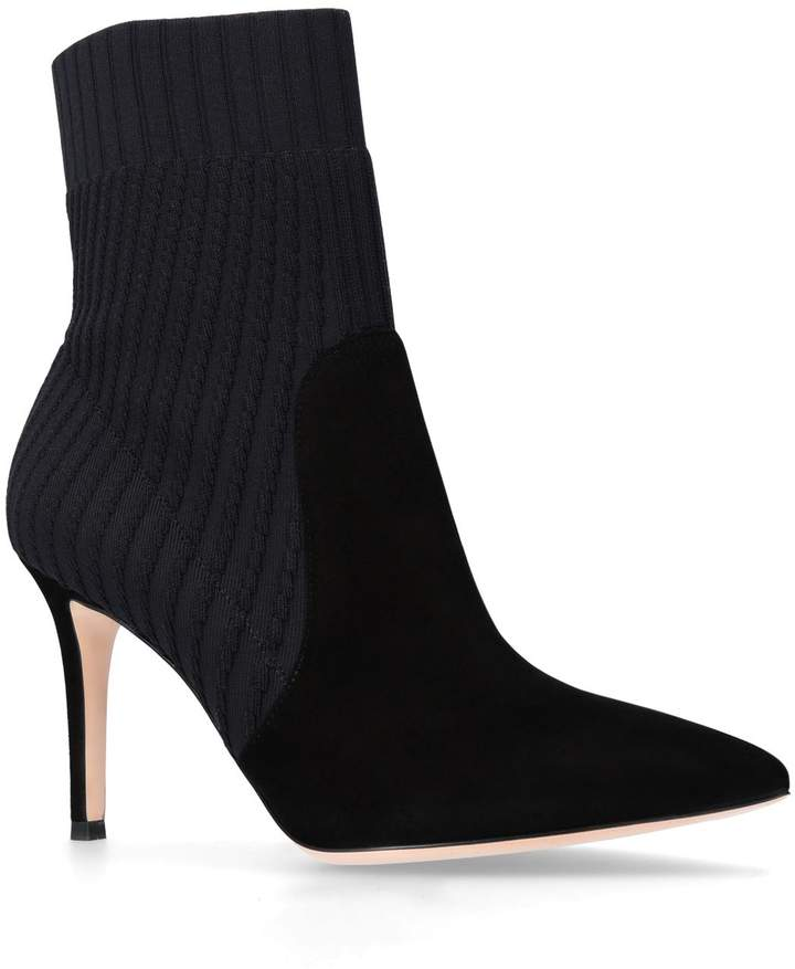 Gianvito Rossi Katie Ankle Boots 85