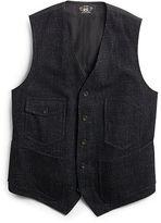 Ralph Lauren RRL Engineer Wool-Blend Vest