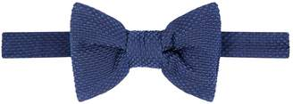 Tom Ford Pre-Tied Textural Bow Tie