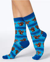 Hot Sox Women's Squirrels Socks